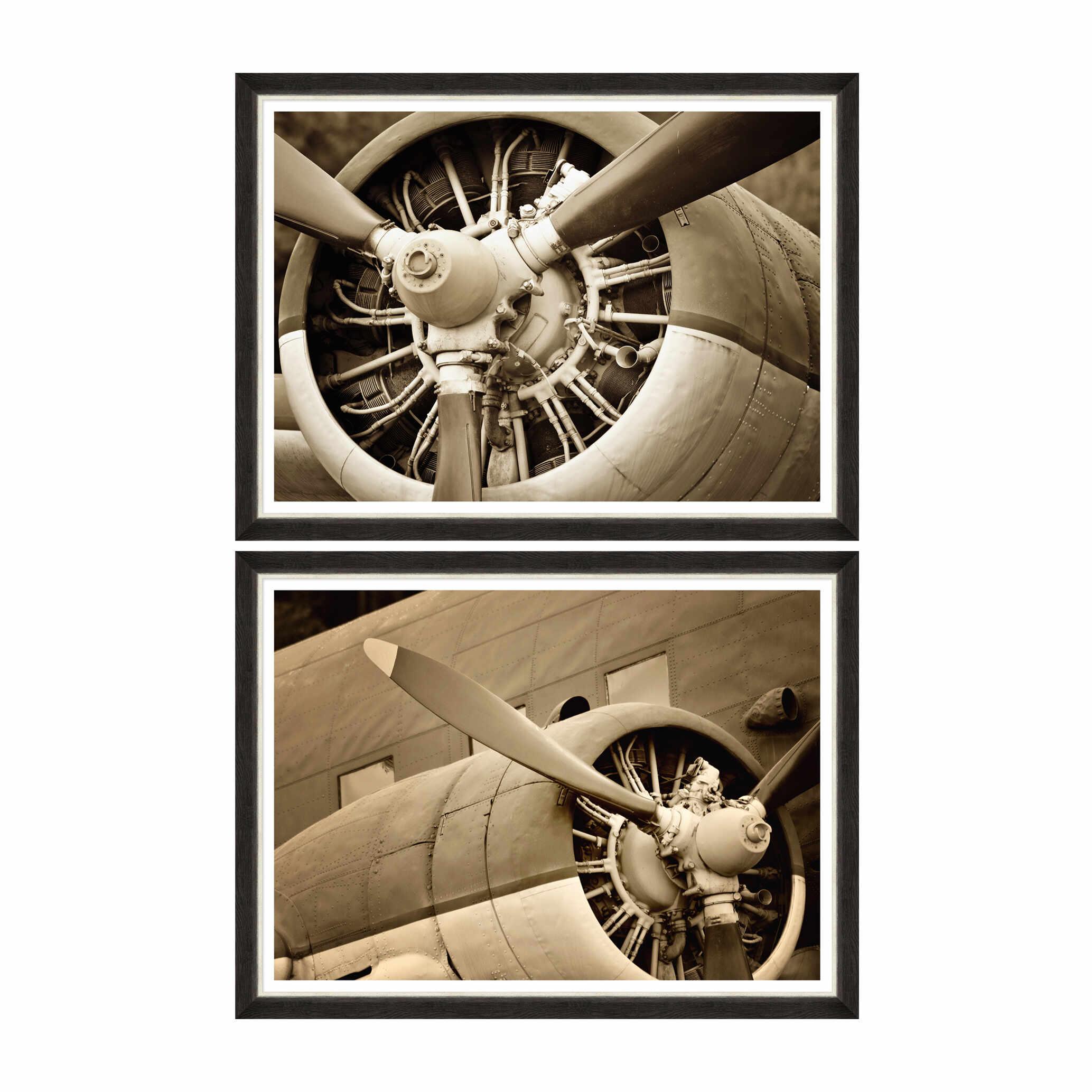 Tablou 2 piese Framed Art Classic Propellerheads la pret 1250 lei