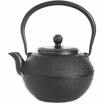 Ceainic din fontă Bambum Taşev Linden, 1,2 l, negru la pret 250 lei