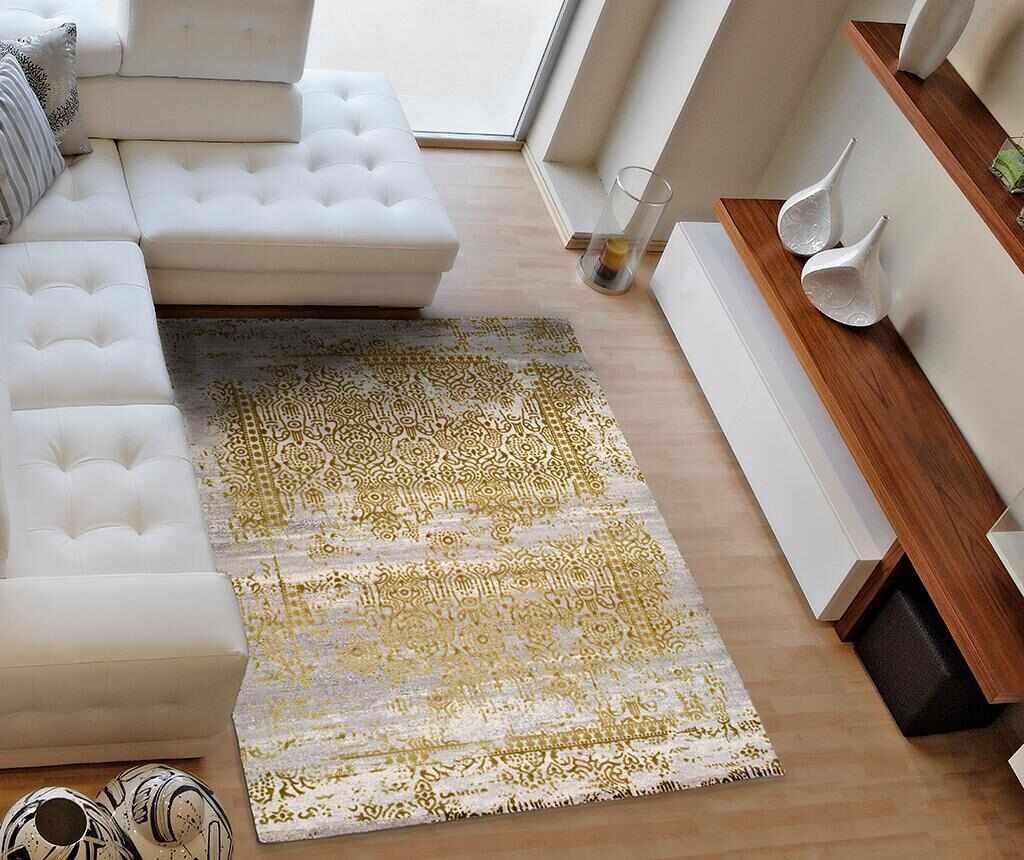 Covor Arabela Gold 200x290 cm la pret 1249.99 lei