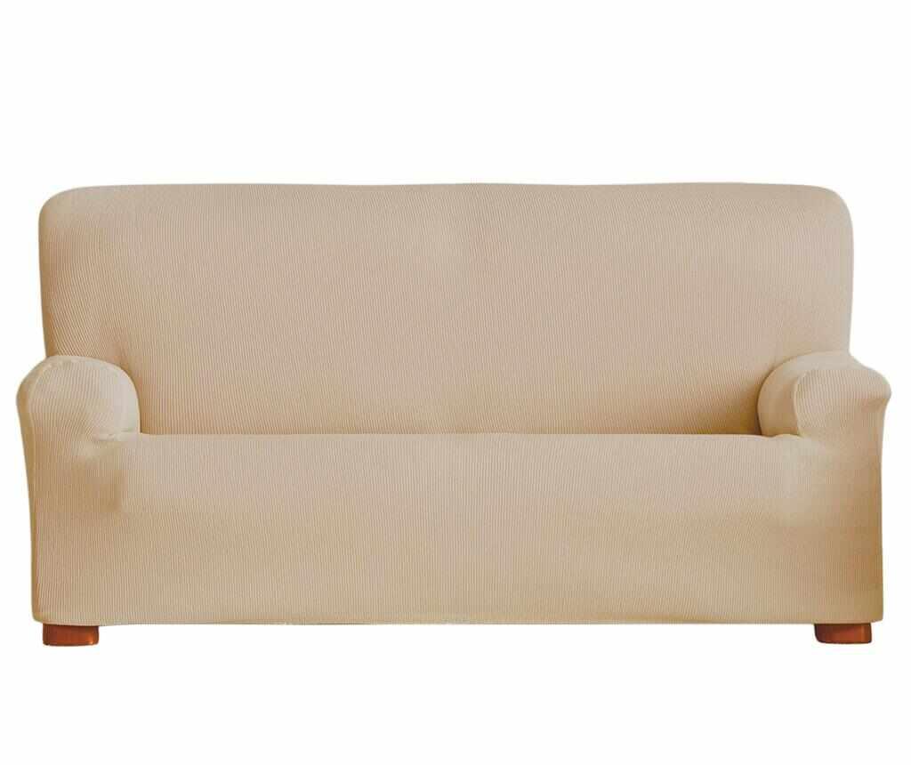 Husa elastica pentru canapea Ulises Beige 140-170 cm la pret 179.99 lei