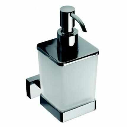 Dispensor din sticla sapun lichid 200ml Bemeta Plaza la pret 240 lei