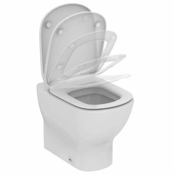 Capac wc softclose Ideal Standard Tesi la pret 268 lei
