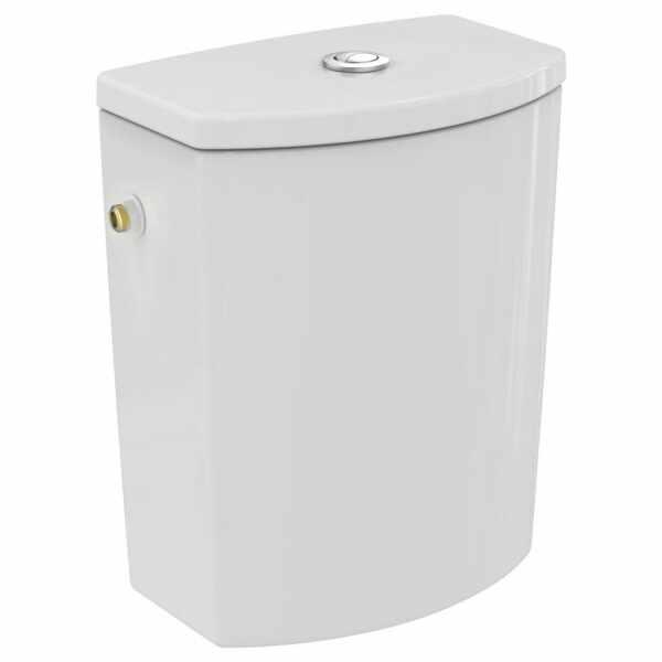 Rezervor wc Ideal Standard Connect Air Arc alimentare laterala la pret 469 lei