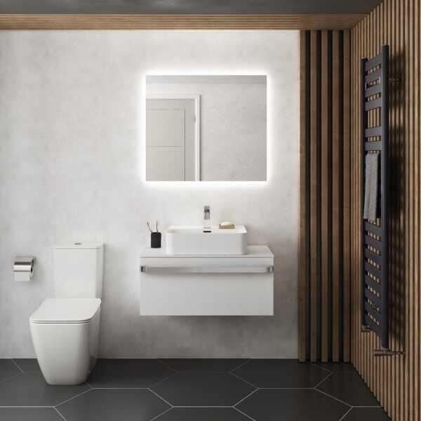 Oglinda cu iluminare Ideal Standard MirrorLight Ambient 50x70 cm la pret 1129 lei
