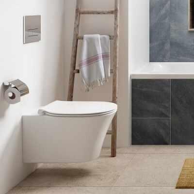 Vas wc suspendat Ideal Standard Connect Air Rimless la pret 959 lei