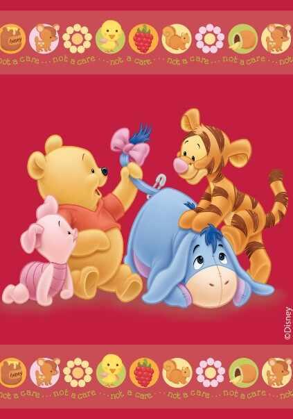 Covor Disney Kids Baby Pooh II 402, Imprimat Digital  la pret 427 lei