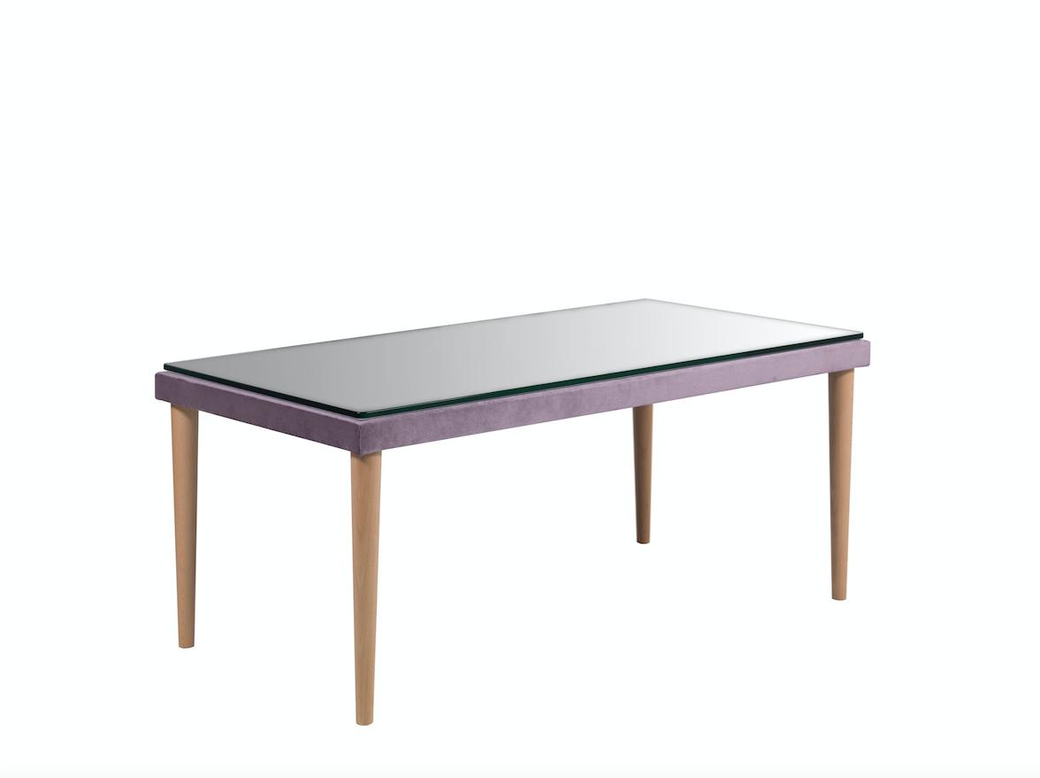 Masa de cafea Nicea Purple, L110xl60xh52 cm la pret 1481 lei