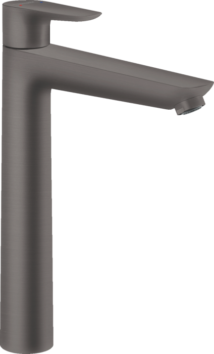 Baterie lavoar Hansgrohe Talis E 240 negru periat cu ventil la pret 1429 lei