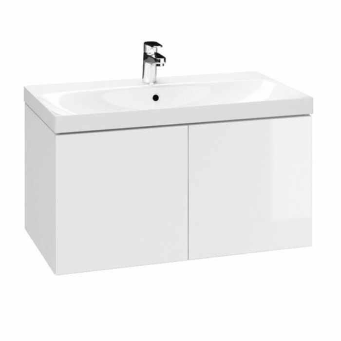 Mobilier baza Cersanit Colour alb 80 cm la pret 741 lei