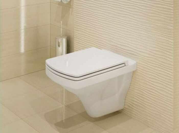 Vas wc suspendat Cersanit Easy New Clean On cu capac inchidere lenta la pret 639 lei