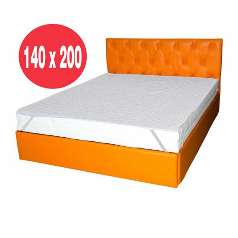 Set Saltea Hermes Super High Comfort 140x200 plus husa hipoalergenica
