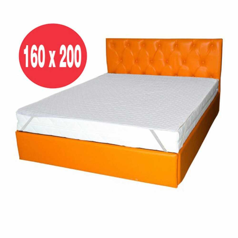 Set Saltea Hermes Super High Comfort 160x200 plus husa hipoalergenica