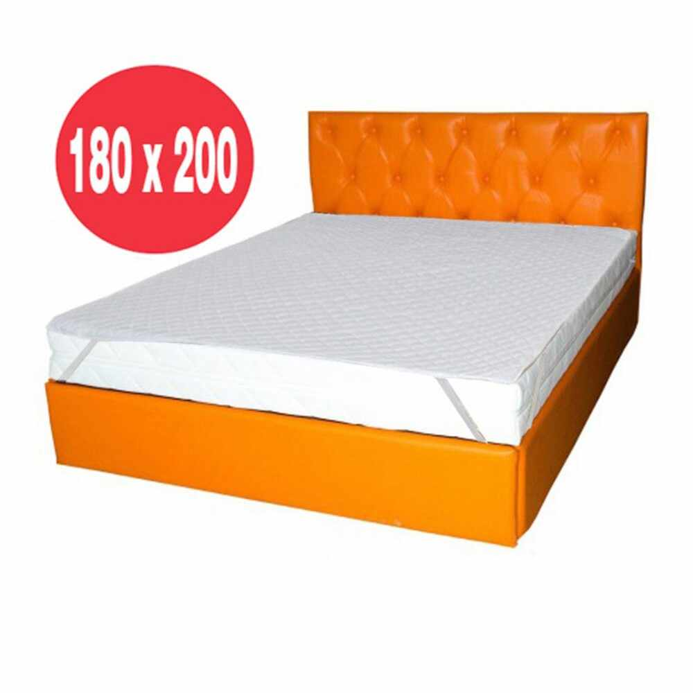 Set Saltea Hermes Super High Comfort 180x200 plus husa hipoalergenica