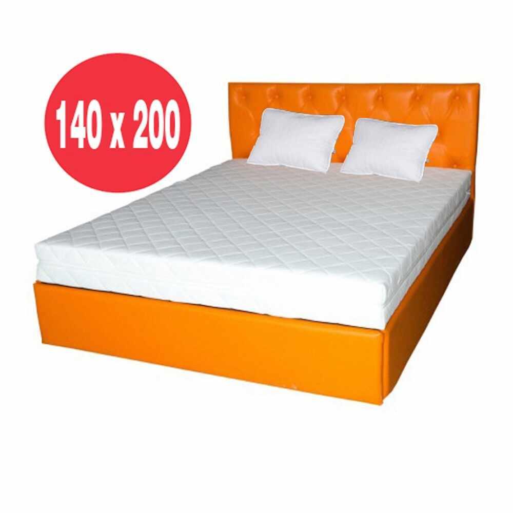 Set saltea Mercur Comfort Flex Plus 140x200 plus 2 perne microfibra 50x70 la pret 853 lei