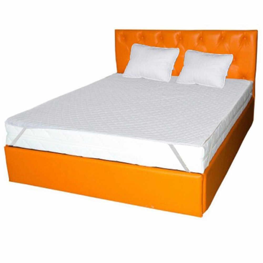 Set Saltea Nova Comfort Flex 160x200 plus husa hipoalergenica plus 2 perne microfibra 50x70 la pret 875 lei