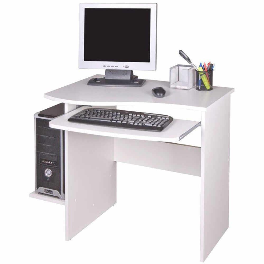 Birou calculator, alb, GL MELICHAR la pret 257.6 lei