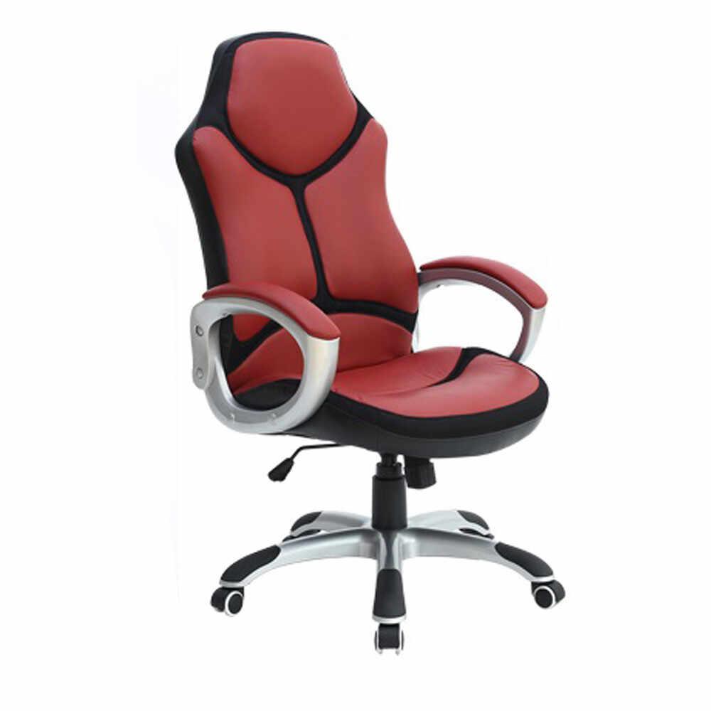 Fotoliu birou GL ARETAS rosu - negru rosu la pret 730.25 lei