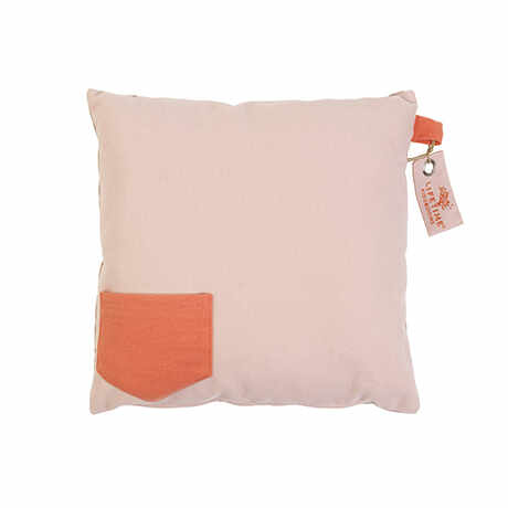 Perna Decorativa Sugar Pie, Blush Vilt, 45x45 cm la pret 173 lei