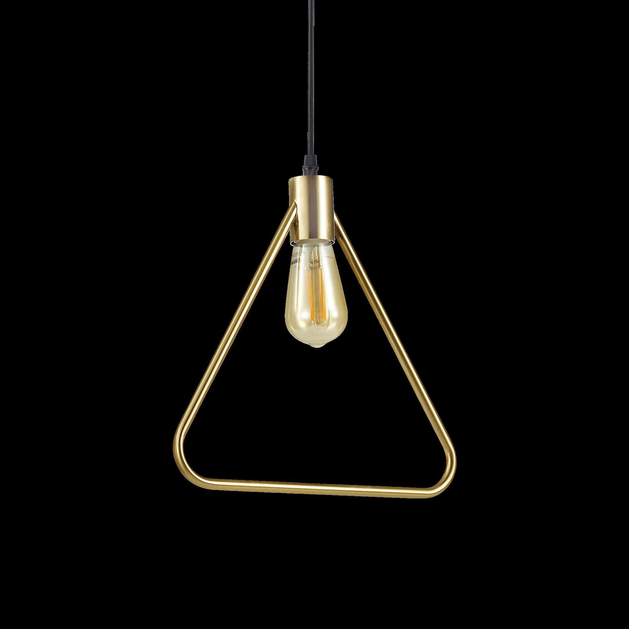 Lustra ABC SP1 Triangle Antique Brass la pret 389 lei