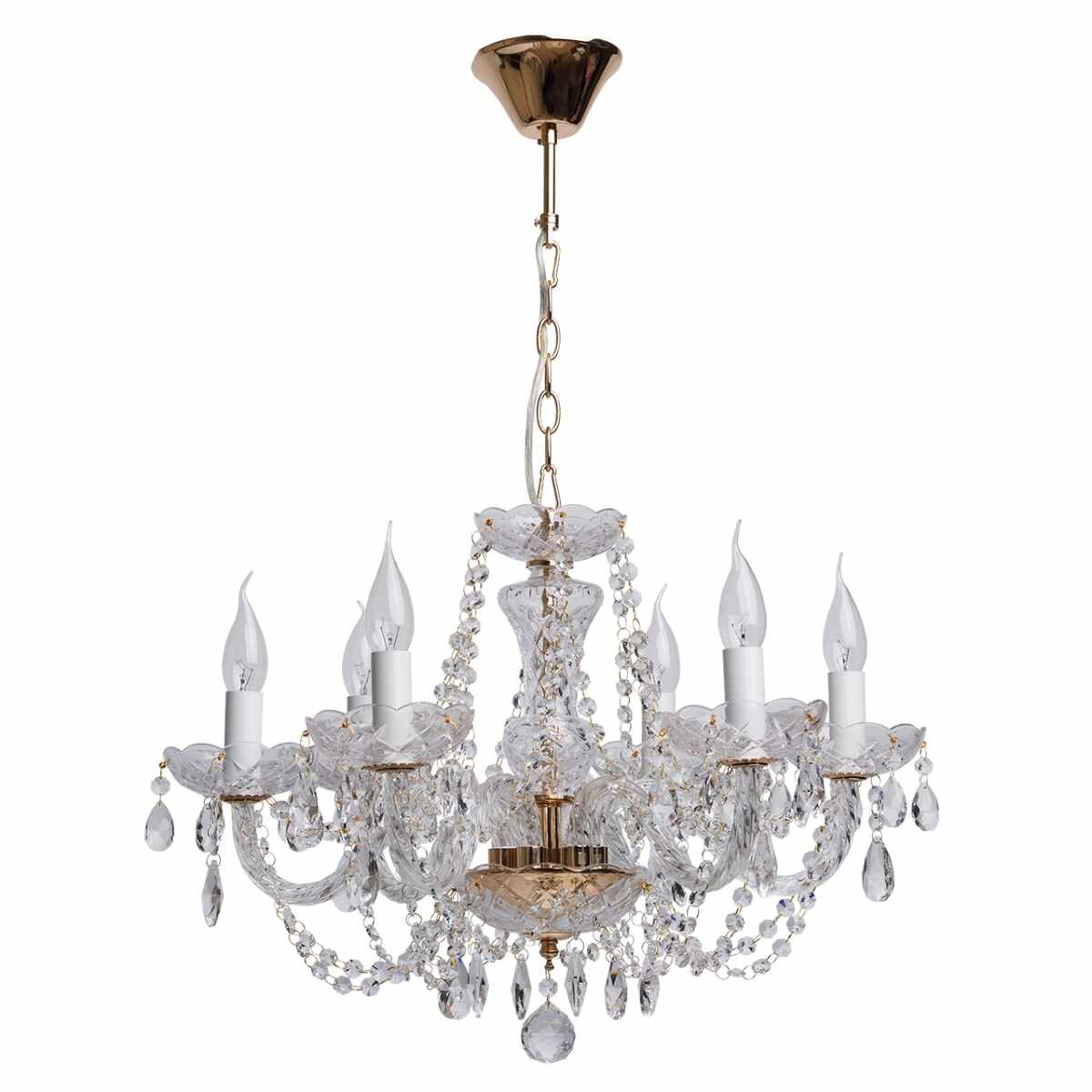 Candelabru MW-Light Crystal 367012606 la pret 1259 lei