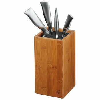 Bloc din lemn de bambus și peri pentru cuțite WMF la pret 362 lei