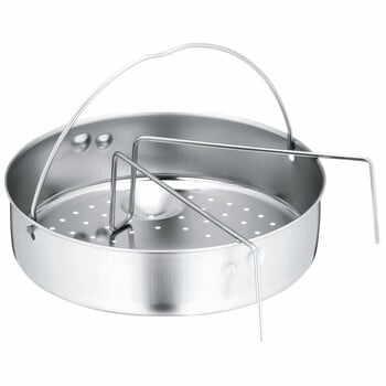 Inserție din oțel inoxidabil pentru gătitul pe aburi WMF, ø 22 cm la pret 159 lei