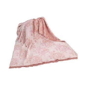 Pătură din amestec de bumbac Aksu Lily, 220 x 150 cm la pret 184 lei