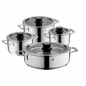 Set 4 oale din oțel inoxidabil WMF Vario Cuisine la pret 2149 lei