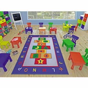Covor pentru copii Game, 100 x 150 cm la pret 172 lei