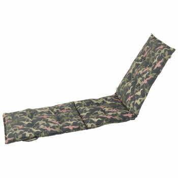 Saltea scaun grădină Hartman Pink Silvan, 195 x 63 cm la pret 349 lei
