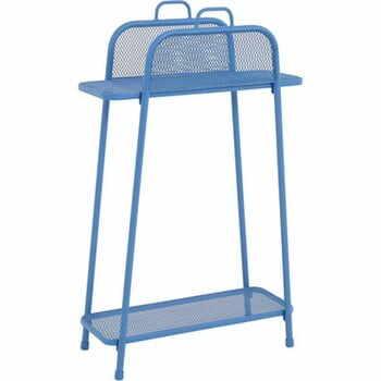 Etajeră de balcon metalică ADDU MWH, înălțime 105,5 cm, albastru la pret 202 lei