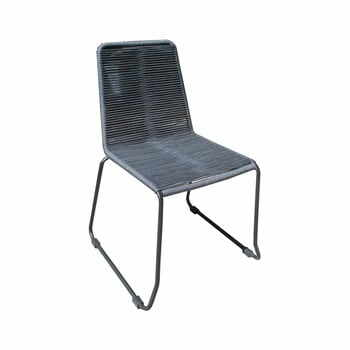 Set 4 scaune de grădină Ezeis Clipper, gri la pret 2125 lei