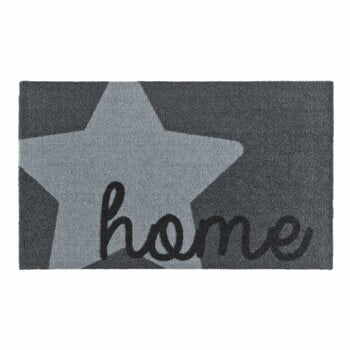 Preș Zala Living Design Star Home Grey, 50 x 70 cm, GRI la pret 114 lei