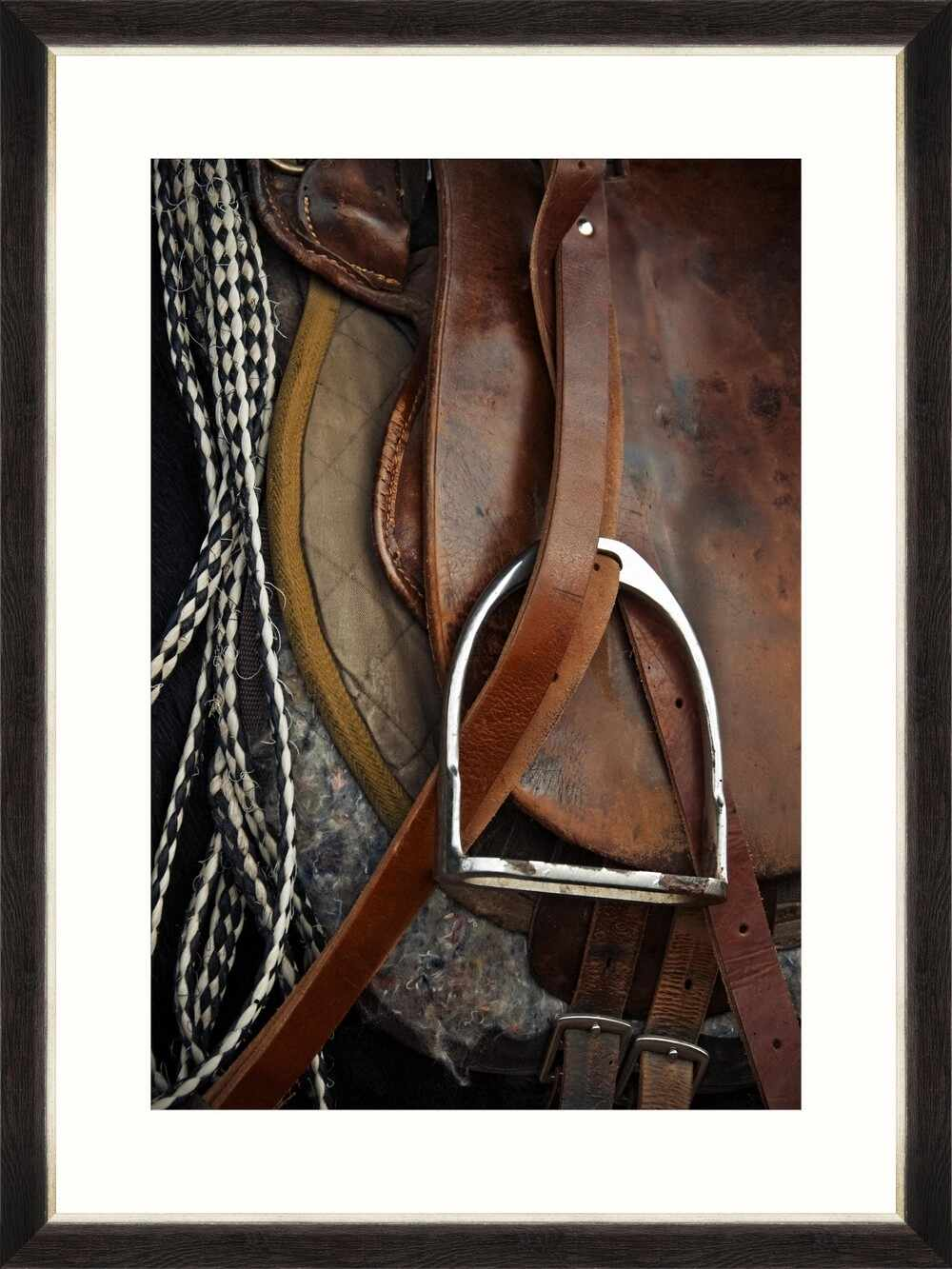 Tablou Framed Art Equitation III la pret 395 lei