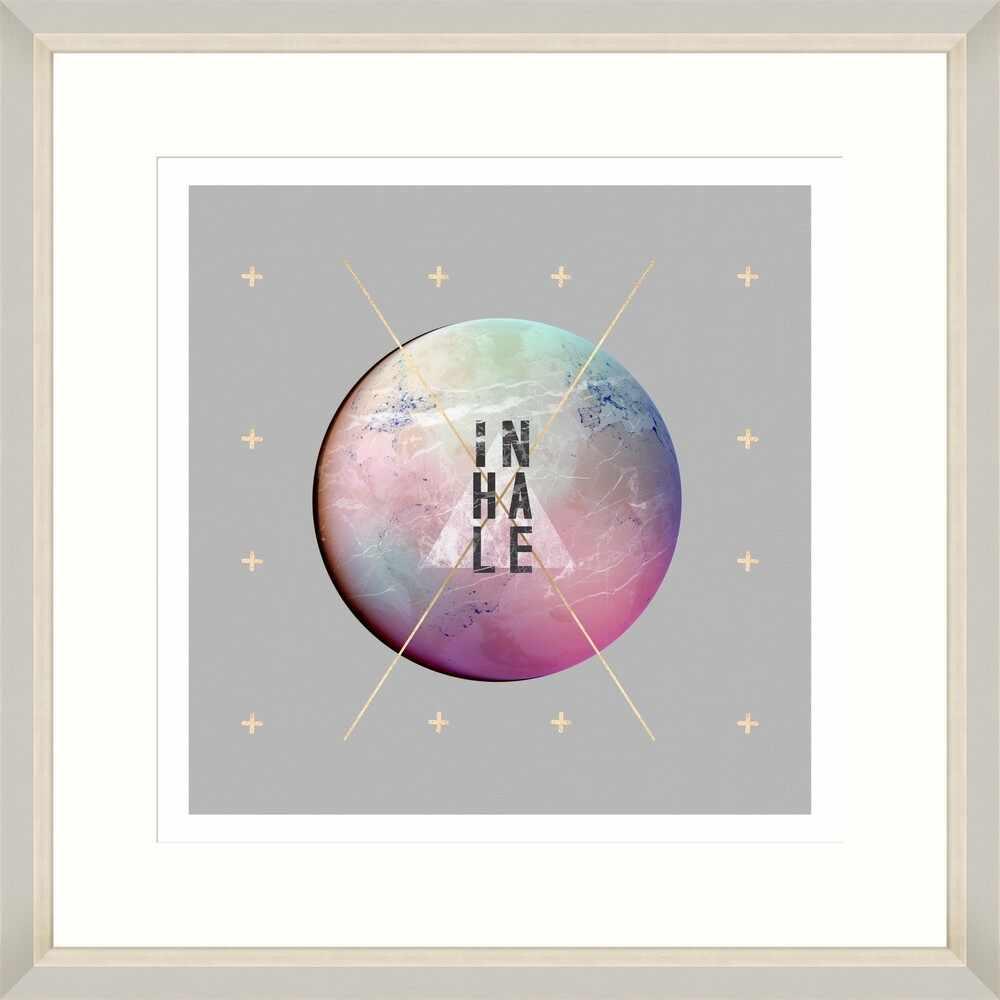 Tablou Framed Art Inhale la pret 690 lei