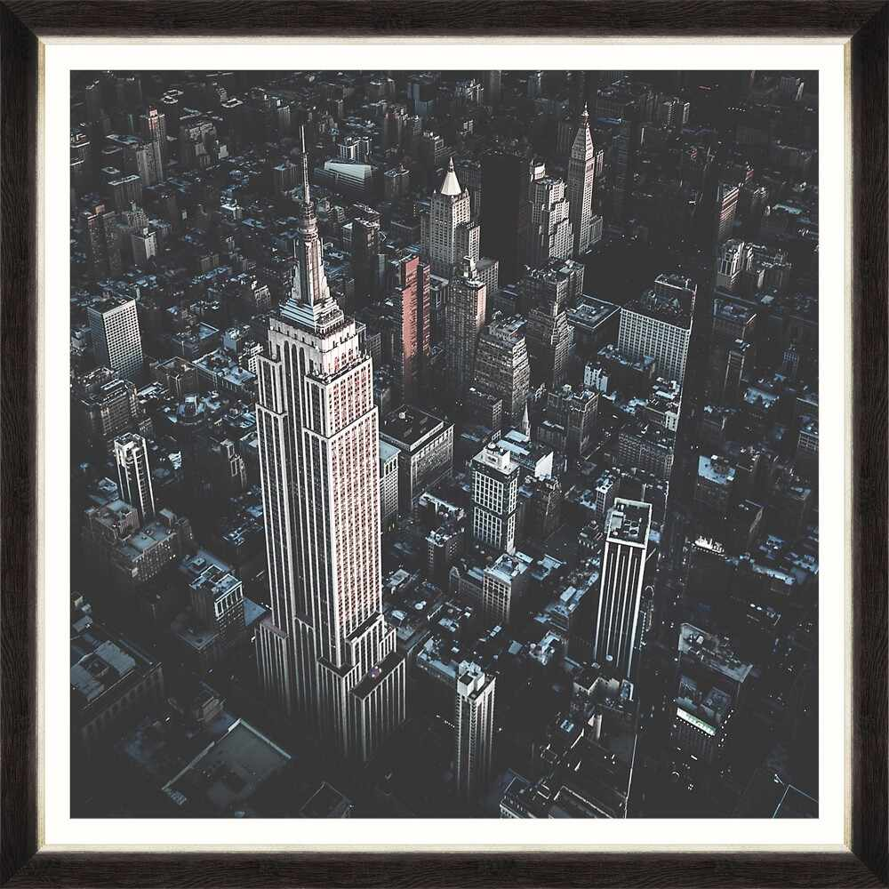 Tablou Framed Art Manhattan View II la pret 455 lei