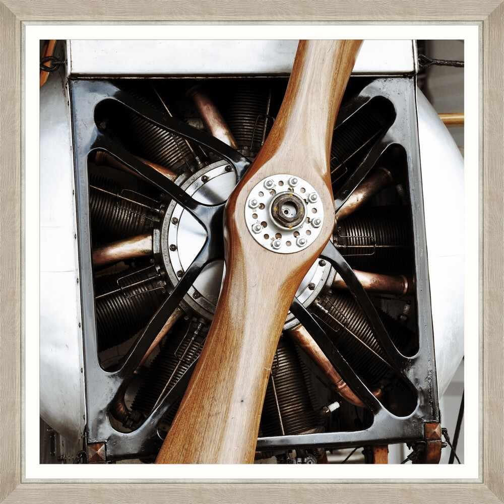 Tablou Framed Art Propeller Closeup I la pret 455 lei