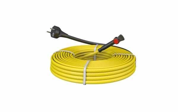 Cablu degivrare conducte cu stecher Magnum Ideal Anti-inghet 10 m - 100 W la pret 230.03 lei