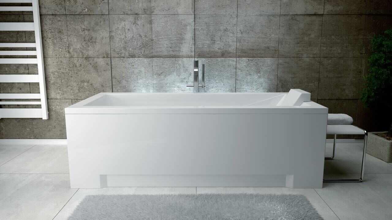 Cada rectangulara Besco Modern din acril 170 x 70 cm la pret 698.99 lei