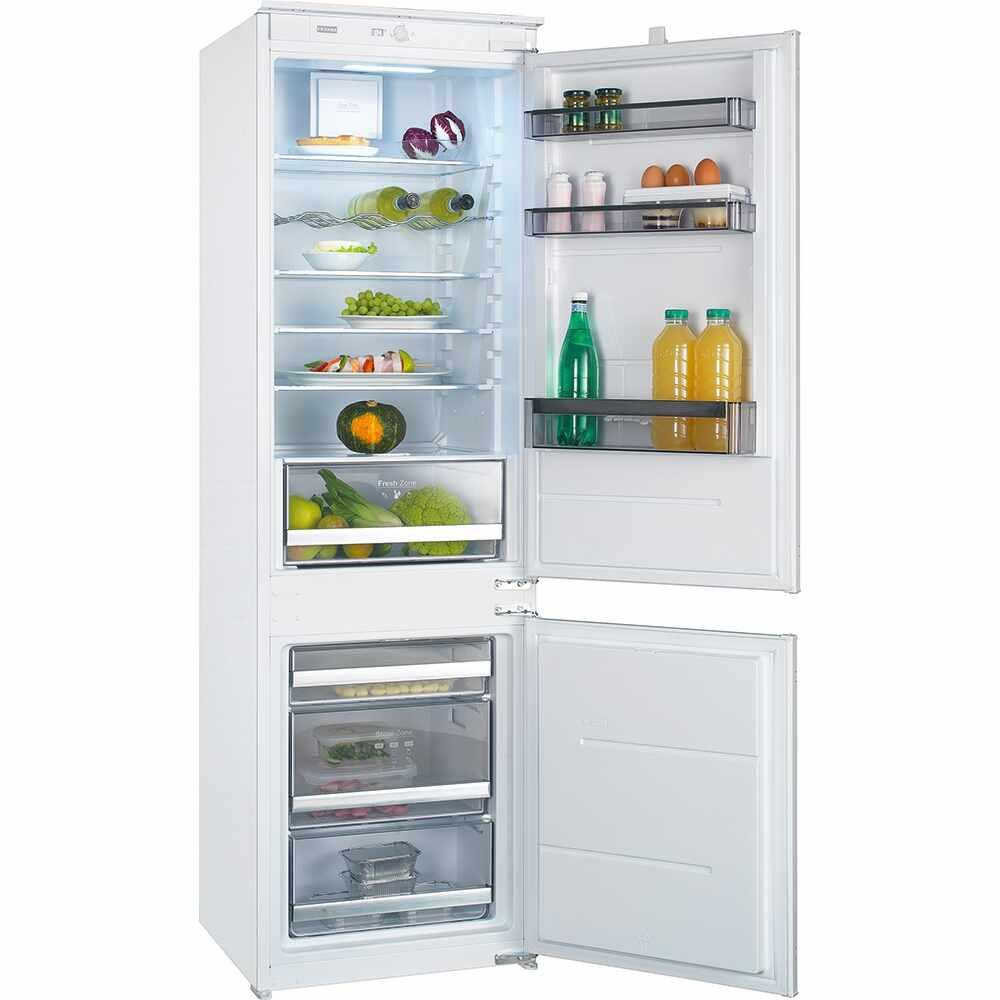 Combina frigorifica incorporabila Franke FCB 320 NR ENF V A+ 269 litri clasa A+ la pret 4042.85 lei
