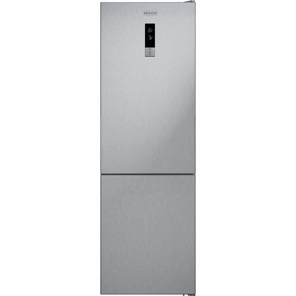 Combina frigorifica Franke 60 FCBF 340 TNF XS A+ No Frost 341 litri clasa A+ la pret 3692.63 lei