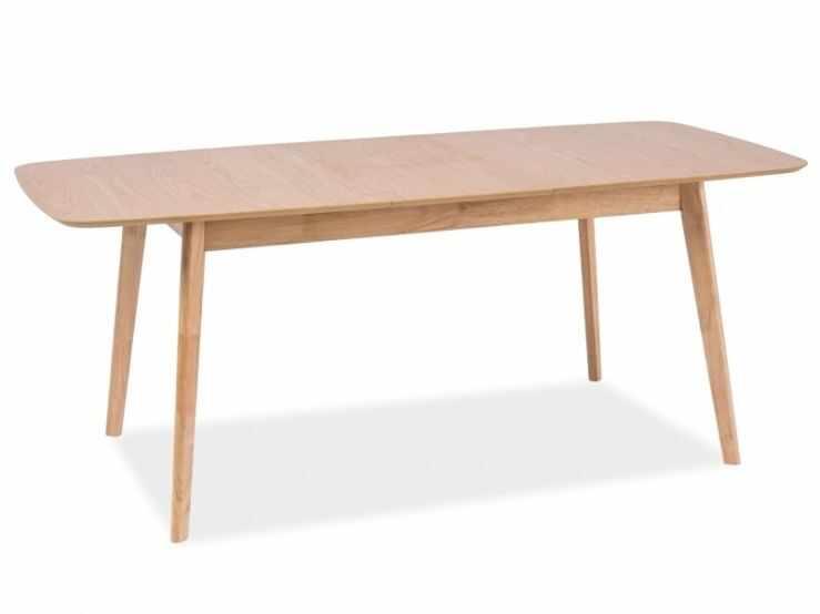 Mese din lemn pentru sufragerie Felicio la pret 1219 lei