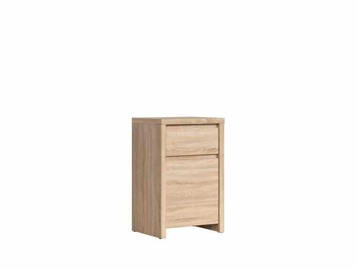 Comoda mica din lemn sonoma Kaspian KOM1D1SP la pret 314 lei