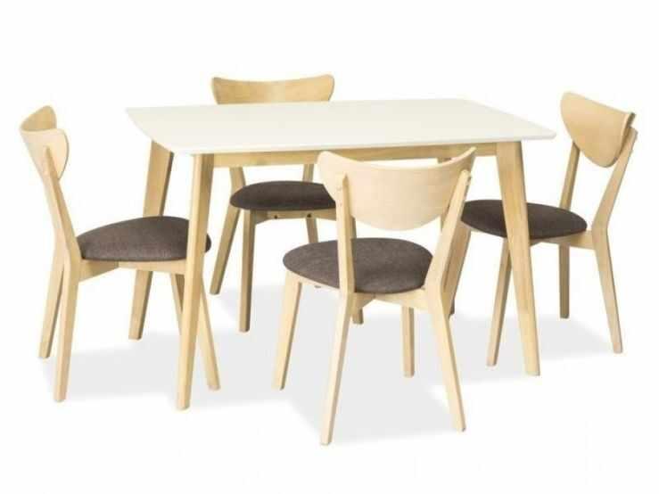 Masa cu scaune bucatarie lemn CD-37  la pret 2180 lei
