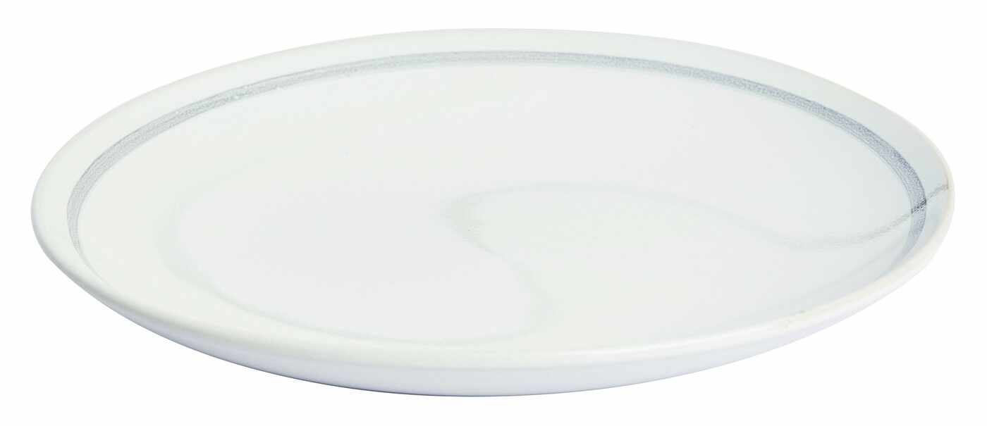 Set farfurii desert, Patine Stoneware, White, Ø 21 cm, Jamie Oliver, 4 piese la pret 174 lei
