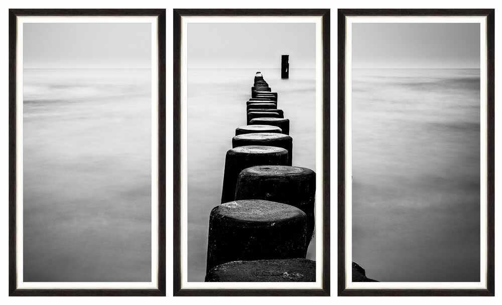 Tablou 3 piese Framed Art Endless Path la pret 1603 lei