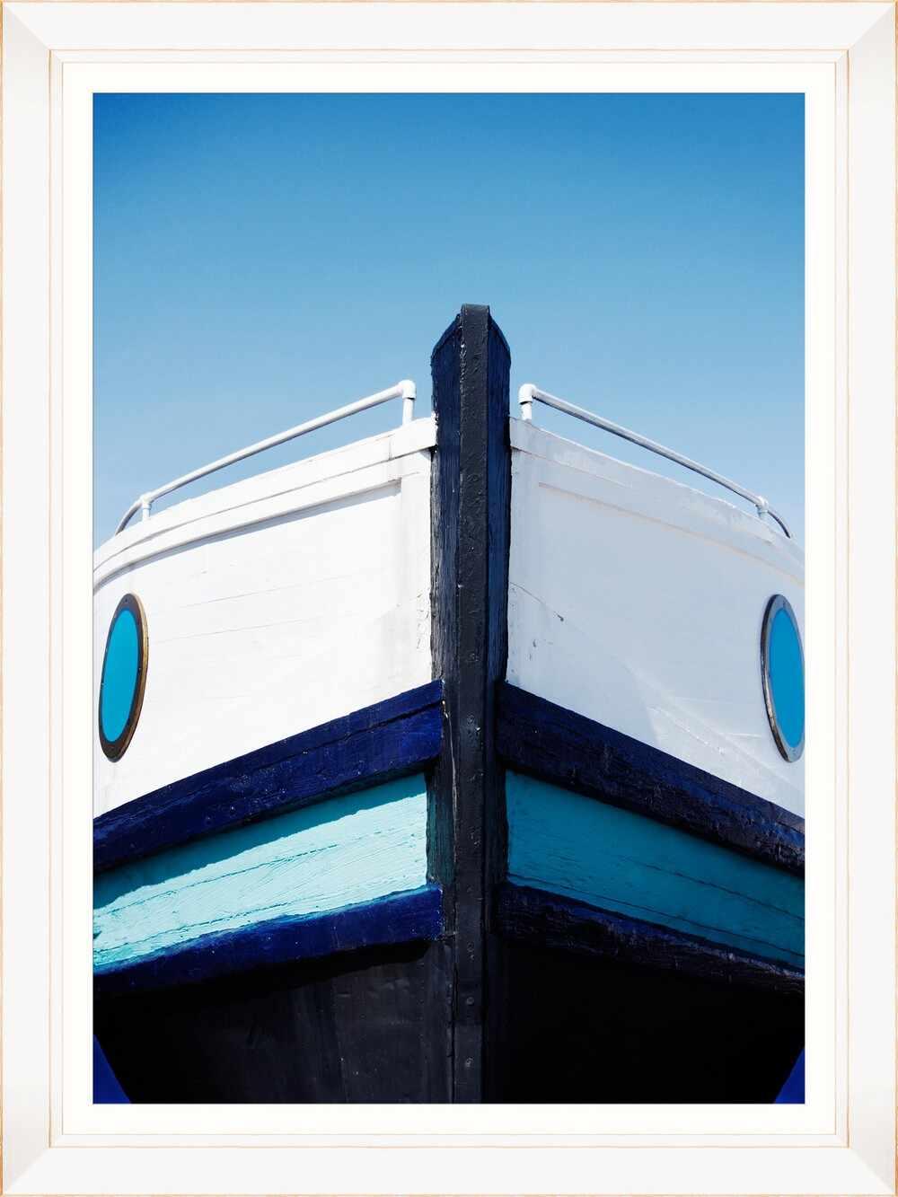 Tablou Framed Art Wooden Boat Bow II la pret 625 lei