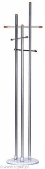 Cuier de hol modern argintiu CR-809 la pret 225 lei