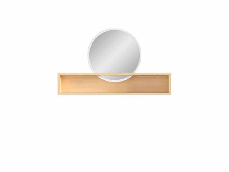 Dulap suspendat cu oglinda Pori  la pret 487 lei