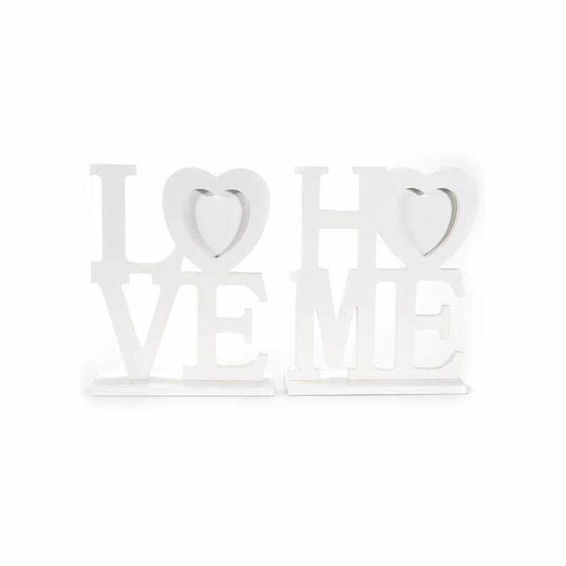 Set doua rame foto Love & Home